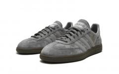 Adidas Spezial Grey & Gum